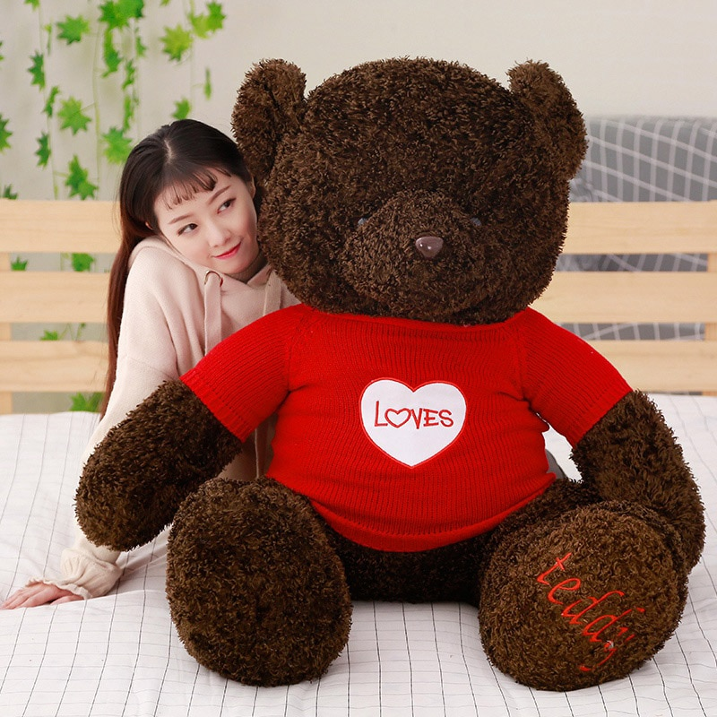 Hay Hay Chicken Stuffed Animal, 60cm80cm Cute Big Teddy Bear Fluffy Plush Toys Stuffed Animal Valentine Birthday Gift For Children 1ps Buy Products Online With Ubuy Kuwait In Affordable Prices 32865183913