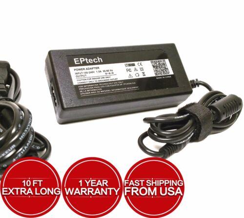 AC Adapter For Asus Monitor VX238H VX238H-W VX228 VX228H VX248 VX248H VG245 ML24