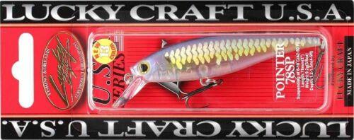 LUCKY CRAFT Pointer 78-249Baby Bass