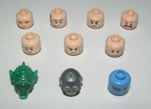 Lego ® head head face polybag star wars choose model new