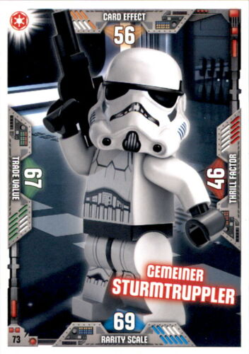 LEGO Star Wars Serie 2 48 Konzentrierter R0-GR