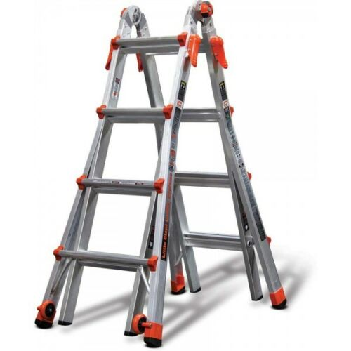 17 1a Velocity Little Giant Ladder 15417 001 300lb Rating W Wheels Buy Products Online With Ubuy Kuwait In Affordable Prices 181866443611