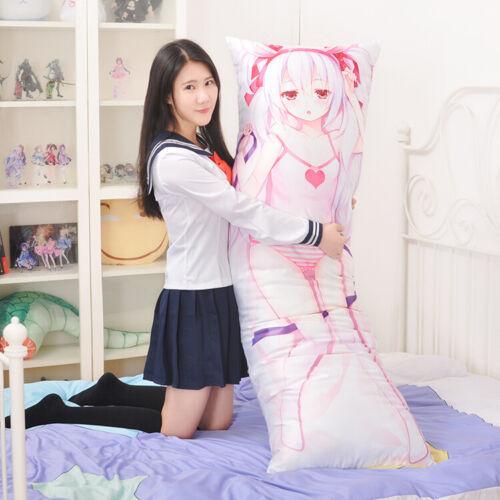Xenoblade 2 Dakimakura Pyra Anime Girl Hugging Body Pillow Case Cover