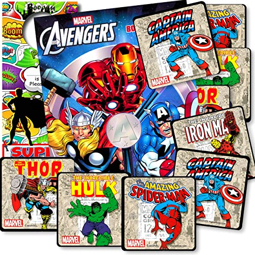 How to Train Your Dragon Super Hero Coloring Book Super Set for Kids Toddlers Includes Avengers and Spiderman Stickers 4 Giant Coloring Books Featuring Marvel Avengers Spiderman Power Rangers
