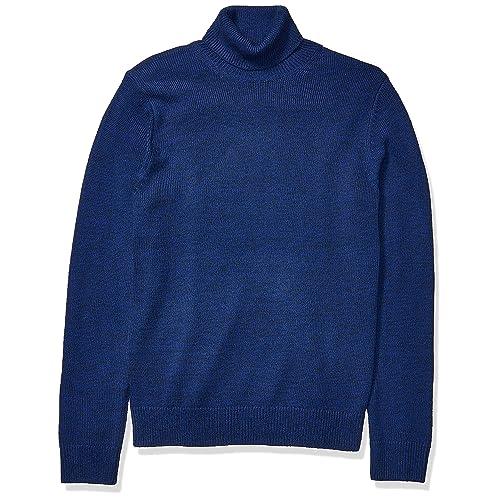 Brand Goodthreads Mens Supersoft Marled Cardigan Sweater