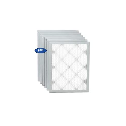 Tier1 18x24x1 Merv 11 Pleated Ultra Allergen AC Furnace Air Filter 6 Pack