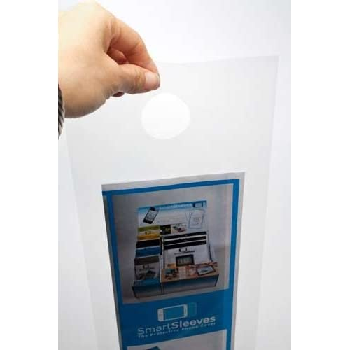 for Knob Flyers Promotions... 100 Bags ClearBags 6 x 9 Door Hanger Bags