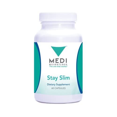 Medi Weightloss Stay Slim Natural Appetite Suppressant Hoodia