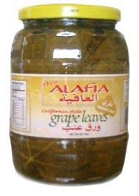 Buy California Style Grape Leaves Alafia 2lb Jar Dr Wt 16oz Online In Kuwait B000lriic4