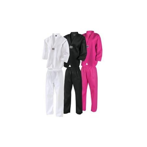 6 White Adult X-Large Century Martial Arts Lightweight Taekwondo Student Uniform