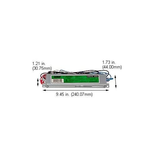 Replacement For ADVANCE IOP-3PSP32-SC Ballast