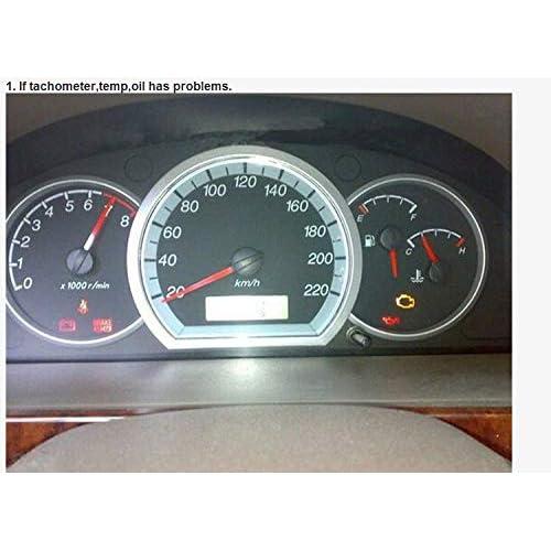 50pcs X25.168 for GM GMC Chevrolet Chevy Pontiac Cadillac Cluster Stepper Motors