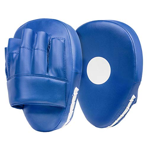 Set of Sparring Punching Mma Focus Hook /& Jab Training Mitts 4oz 6oz 8oz Lions Boys Boxing Gloves and Pads