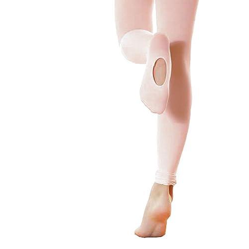 Dancina Girls Ballet Dance Convertible Tights 120 DEN Ultra-soft Transition Pro