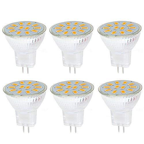 Buy Ei-Home 5733-12SMD MR11 LED Bulbs, AC/DC 10-30V Flood