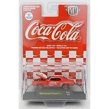 DE01 M2 Machines Limited Edition Coca-Cola Auto German Logo Series 52500-DE01-1962 Microbus Deluxe USA Model