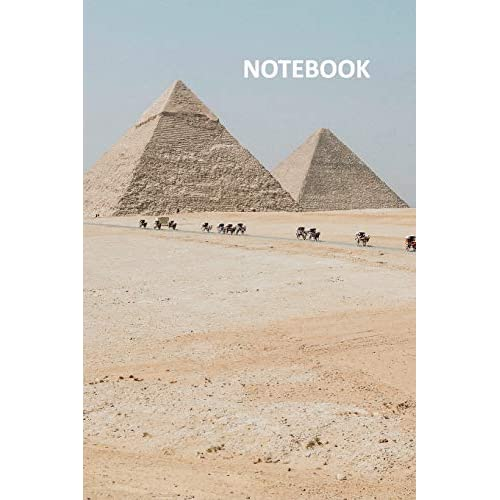 Buy Notebook Pyramids Of Giza Convenient Composition Book Daily Journal Notepad Diary Student For Researching Egypt Vacation Packages All Inclusive Paperback August 22 2019 Online In Kuwait 1687840911