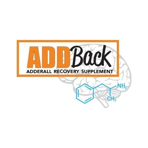 Buy ADDBack Adderall Recovery Supplement with Ubuy Kuwait