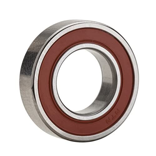 Pack of 2 uxcell/® 6003ZZ Ball Bearing 17mm x 35mm x 10mm Double Shielded 6003-2Z 80103 Deep Groove Bearings Carbon Steel