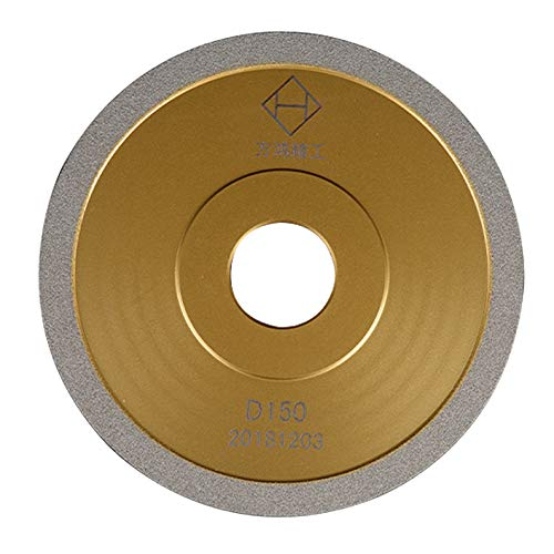 Black, 4-inch(100mm Bowl Shape Brazed Diamond Grinder Grinding Wheel Tool Grit 200