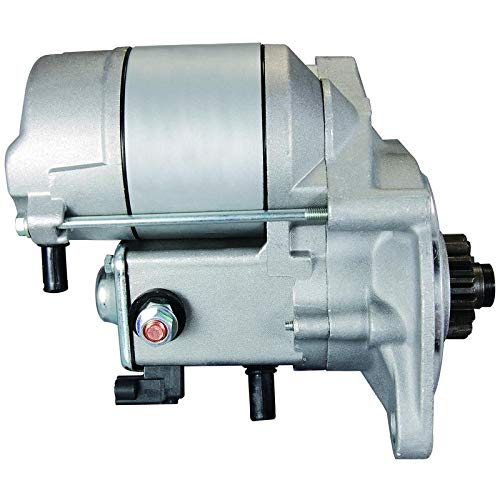 DB Electrical SND0377 Starter For John Deere 3012 4019 650 670 750 770 850 855 970 //Yanmar 2T80 2T80UJ 2TN66E //Carrier Transicold JD KD MD RD TD TS//Thermo King SSIV MD-II KD-II //119209-77010