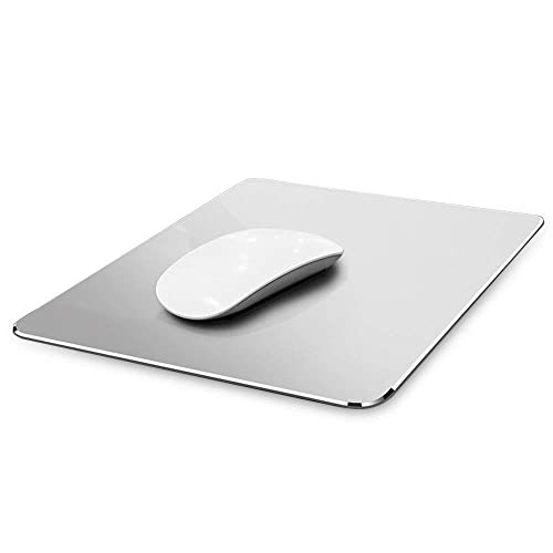 Charcoal Grey Mouse Mat Pad Gray Black Mens Office Cool Computer Gift #15504