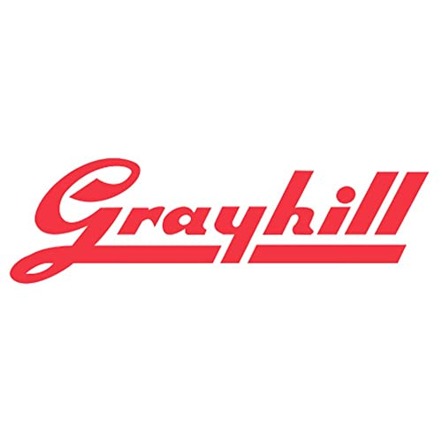 ASM,KNOB,BLK,NYL,.125,MI Grayhill 11K5029-JMNB 1 pc