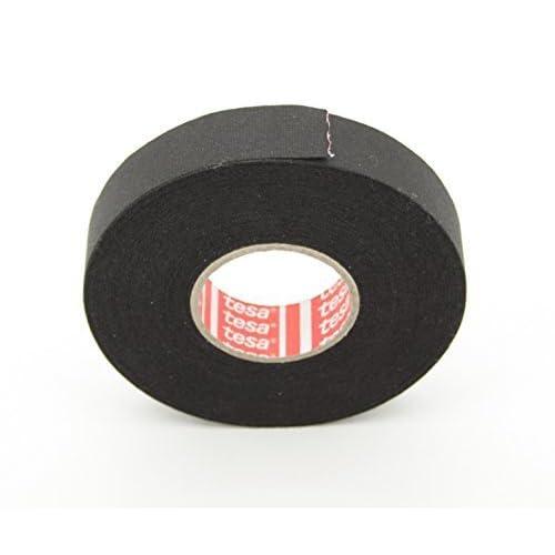 Tesa Fleece PET Tape 19mm x 25m wiring loom harness cable adhesive 400 Metres
