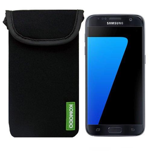 Komodo Neoprene Phone Case for Samsung Galaxy Smartphone Padded Cover Sock Pouch J7