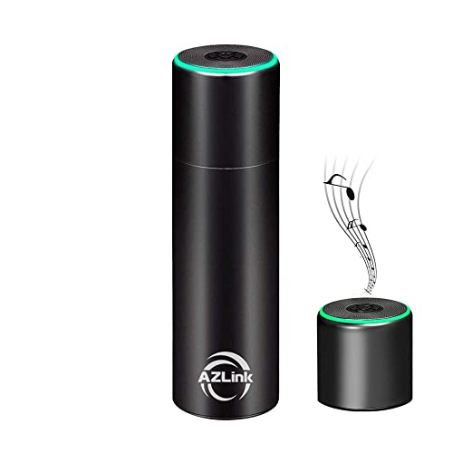 BPA-Free Phone Holder /& Snap Shot Use Leak Proof Leak Proof SimpleHH Water Bottle w//Bluetooth Speaker 18oz Electronic Sports Water Bottle Portable /& Multipurpose Green