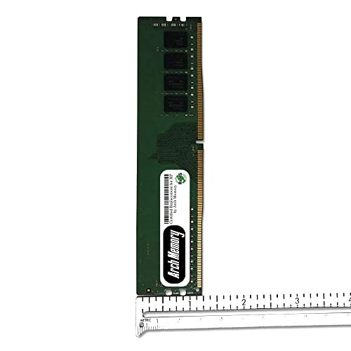 A-Tech 16GB Replacement for Lenovo 4X70M41717 DDR4 2400 MHz DIMM PC4-19200 2Rx8 1.2V 288-Pin Non-ECC UDIMM Desktop RAM Memory Module