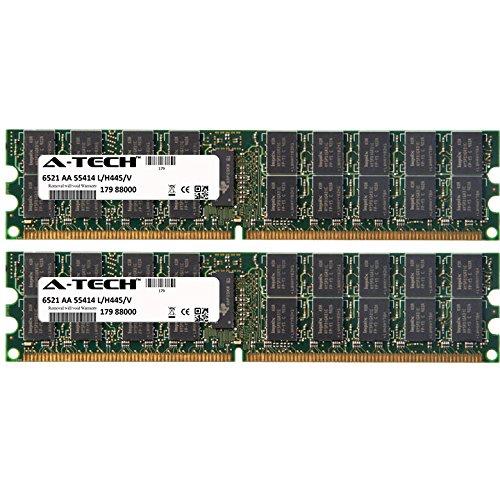 2X2GB MEMORY FOR DELL PRECISION 470 470N 670 670N 4GB