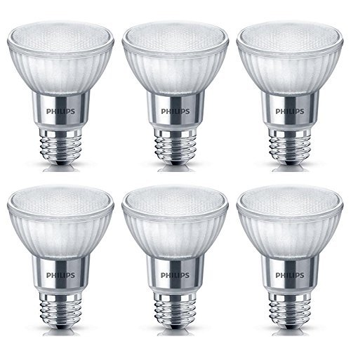 520-Lumens DIMMABLE 10 PACK GU10 LED Classic Light Bulb 7W eq to 65W 2700K