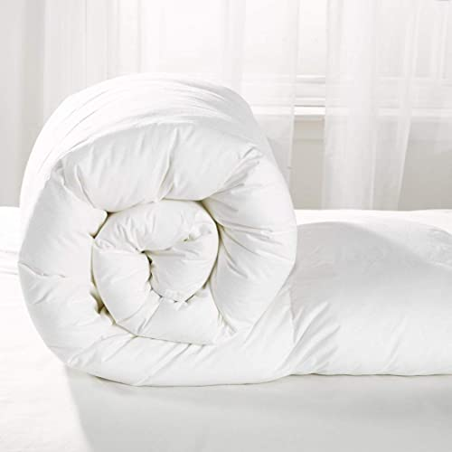 10.5 TOG Microfibre Duvets Feels Like Down  All Sizes   SLIGHT SECONDS