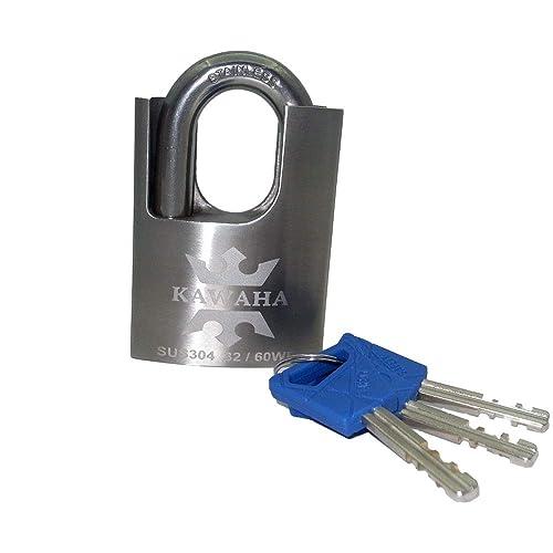 Security Safety Burglar Shrouded Padlock 60mm