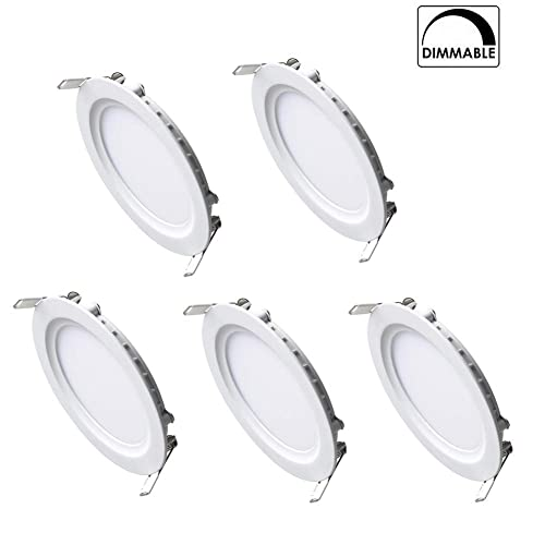 9w Led Recessed Lights 5 Inch