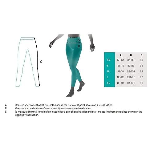 SMMASH X-WEAR Smmash Women/'s Compression Longsleeve Top VITRAGE CrossFit