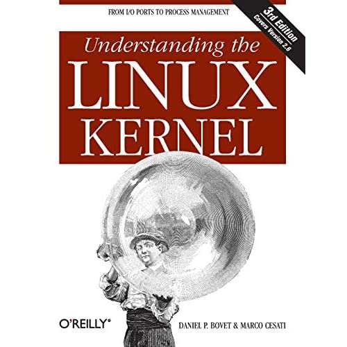 Buy Understanding the Linux Kernel, Third Edition 3rd