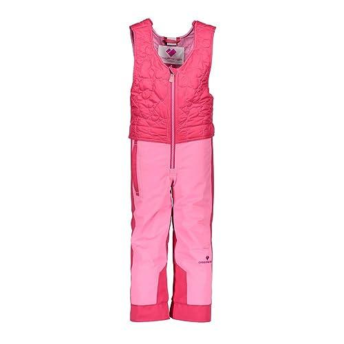Toddler Smitten Pink 2T Toddler//Little Kids//Big Kids Obermeyer Kids Baby Girls Snoverall Pants