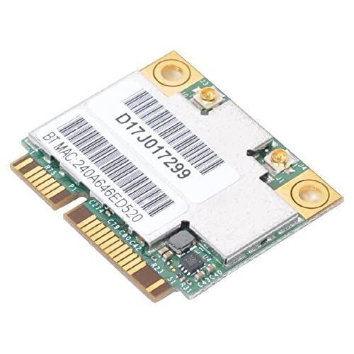 Asus G75VX Mini-PCI Express Dual Band Bluetooth and Wireless Card 0C011-00110000