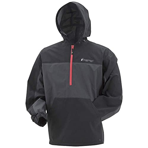 db73ccca4c97d Buy Frogg Toggs Pilot Technical Water-Resistant Rain Hoodie with Ubuy  Kuwait. B075PW6H9Z