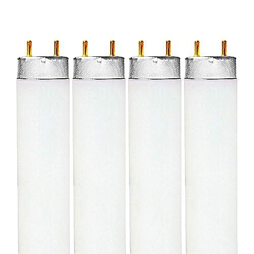 """D... F17T8//765 24/"""" 17-Watt Straight T8 Fluorescent Tube Light Bulb Pack of 10"""
