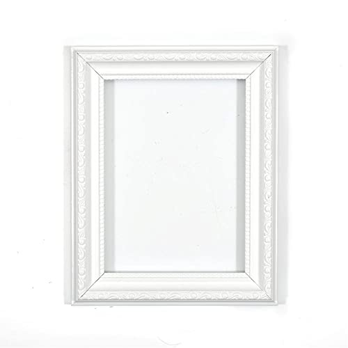 Moulding 33mm Wide and 27mm Deep Champagne A1 Memory Box Ornate Shabby Chic Picture//Photo//Poster frame with Perspex Sheet