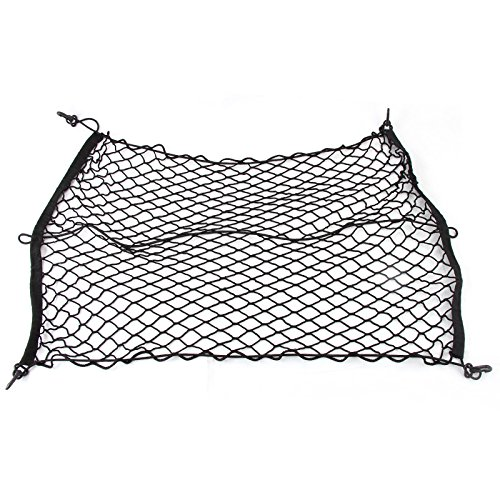 AndyGo Car Trunk Elastic Cargo Net Fit for Audi A1 A3 A4 A5 A6 A7 A8 B7 B8 B9 Q2 Q3 Q5 R8 RS4 S3 S4 S5 S6 S7 S8 SQ5 TT