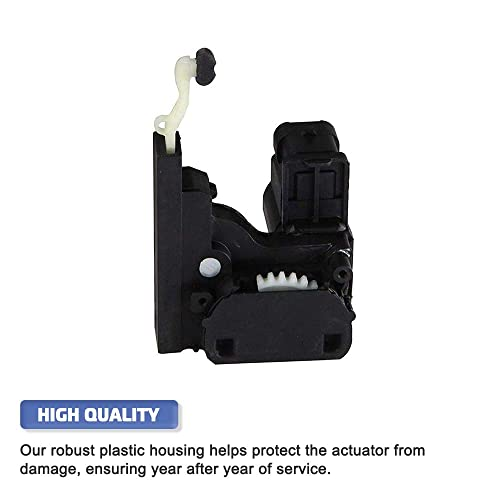 16627972 16624970 Door Lock Actuator Motor Without Latch Front Right or Rear Right For Buick Cadillac Chevy GMC Oldsmobile Pontiac Replaces 16607732