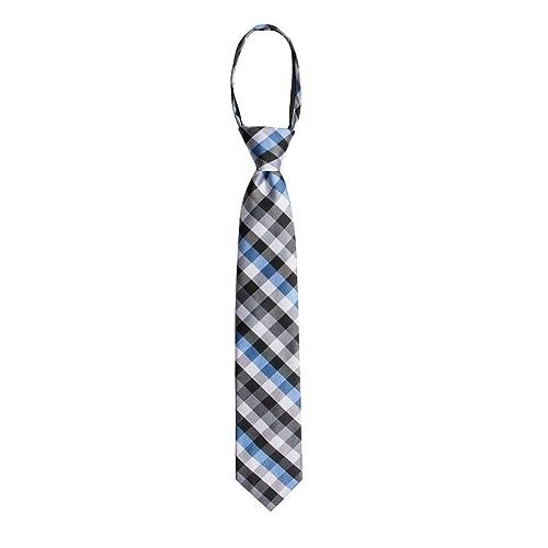 Wembley Big Boys Washable Adjustable Tie