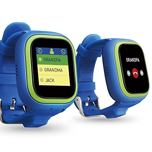Buy JUNWER Touch Screen Kids Smart Watch, GPS Phone Watch, with New