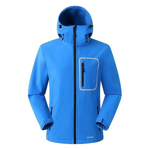 Eono Essentials Womens Softshell Jacket  I Lightweight I Breathable I Water repellent