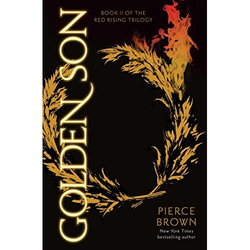 Buy Golden Son: Book 2 of the Red Rising Saga (Red Rising Series