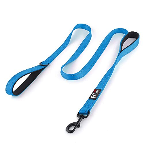 Smarter Paws Super Strong Reflective Dog Lead with padded traffic control handle